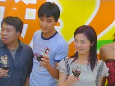 新扎师妹 拍第三集 誓成系列