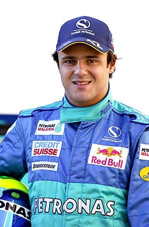 F1车手 马萨