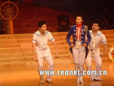 湖南首部音乐童话剧上演