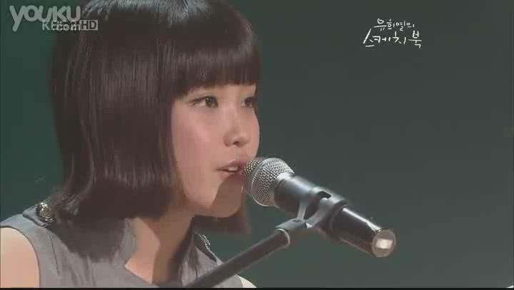 吉他少女iu弹唱少女时代和super