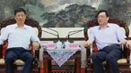 Hunan Governor Meets President of CJ China to Discuss Cooperation