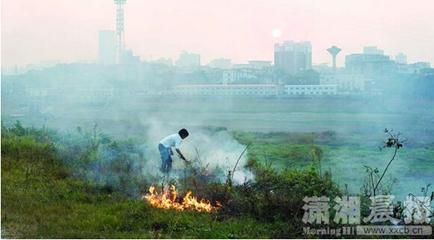 湖南拟出台规定 重污染天或禁止露天烧烤
