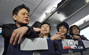 Hunan Deputies of NPC discuss environment protection