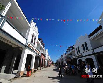 瑞溪打造海南首个美食风情小镇