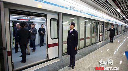 长沙打造一流地铁 每一次服务升级都是贴心之举