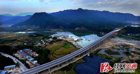 """湖南路桥与福建南平合力打造""""邵光速度"""""""