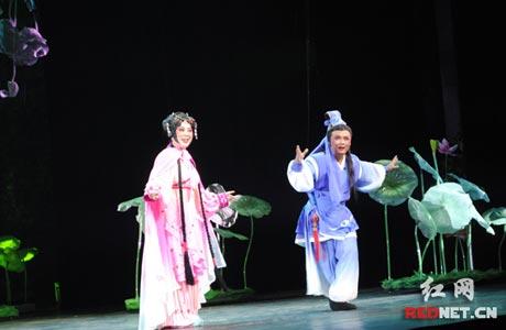 常德汉剧《孟姜女传奇》:新唱澧州爱情传奇