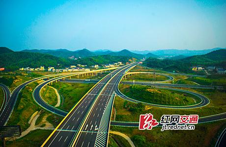 湖南高速十二五完美收官 通车总里程超过5600公里