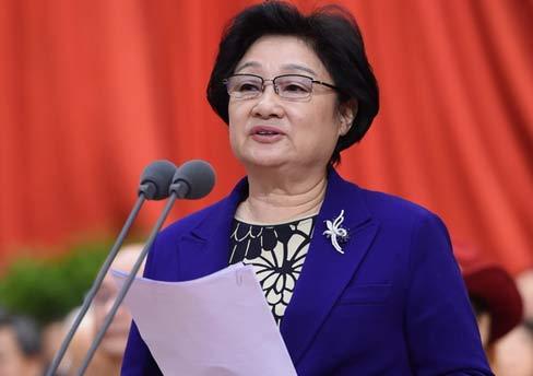 全国政协副主席李海峰主持会议
