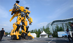 ��Super Transformer�� Debuts at CMGS in Chenzhou