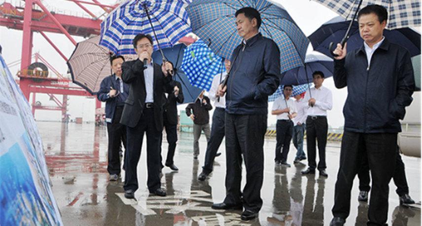 傅奎到岳阳调研党风廉政建设和反腐败工作