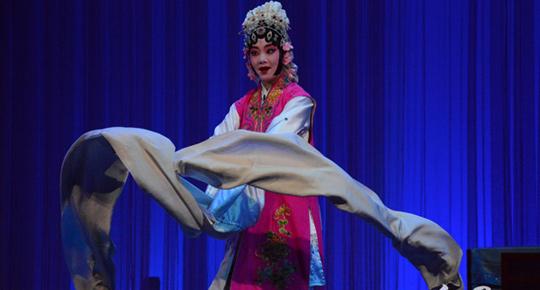 湖南传统戏剧传承展演落幕 三天展演23台大戏