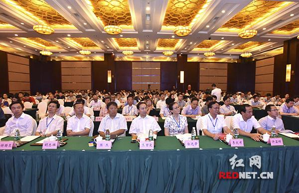 第二届洞庭湖生态经济区绿色发展与生态文化建设论坛召开
