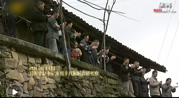 红网《新长征路上》网络扶贫VCR