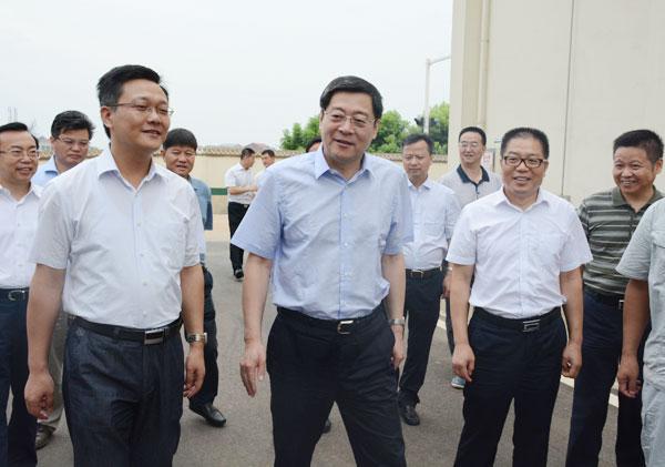 湖南省粮食局贯彻落实杜家毫调研早稻收购工作讲话精神