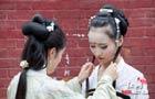 汉服达人相聚长沙岳麓山 盼弘扬传统文化