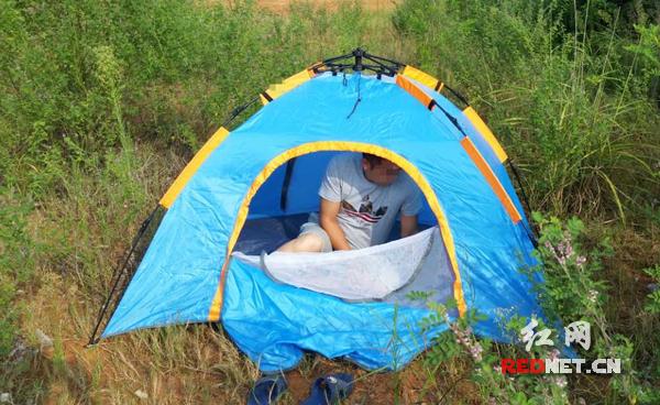 室内怎么搭帐篷步骤图解