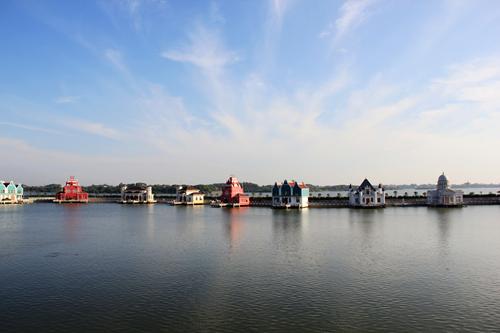 益阳市皇家湖国家水利风景区