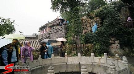 民国才女石评梅故乡――阳泉小河古村