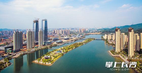 梅溪湖国际新城获联合国人居环境最高奖 赢得世界掌声