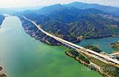 广西三柳高速确保年底实现主线168.7公里贯通