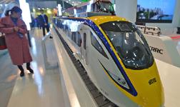 Rail Transit Products Exhibited at Changsha International Rail Transit Expo 2016