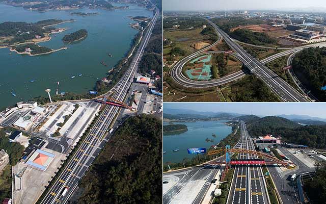 沪昆高速潭邵大修一期11月30日恢复双向通车