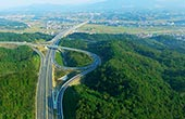 大岳高速公路建成通车