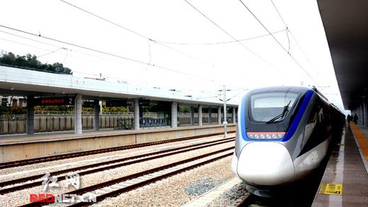 长株潭城铁开通在即 准备工作基本完成