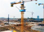 雷锋科技城保障房项目打造安全工地