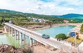 四川广吉大桥惠及当地上万居民
