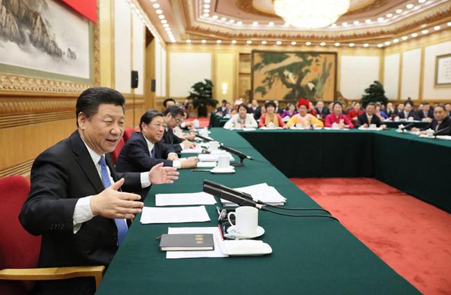 """习近平""""三个着力""""促湘发展 打赢供给侧改革""""硬仗"""""""