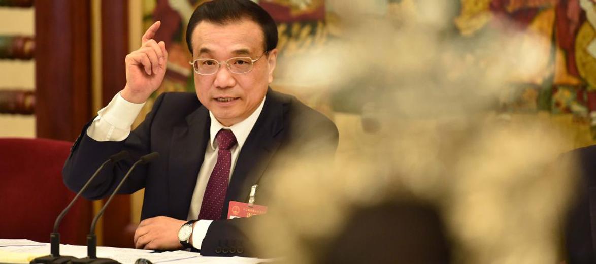 """李克强到广西团:""""民族边疆地区""""不能省"""