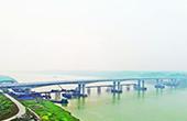 株洲湘江七桥正式命名为渌口大桥 拟定本月下旬通车
