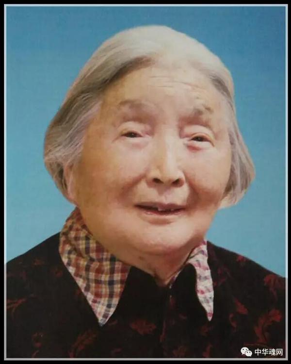 开国上将邓华夫人李玉芝逝世 享年98岁(组图)