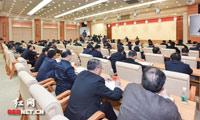 湖南省委理论学习中心组(扩大)举行专题辅导报告会