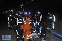 陕西神木一煤矿发生透水事故6人被困 井下通风已恢复