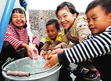 """""""十三五""""全国农村饮水安全供水保证率将进一步提升"""