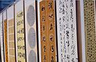 助力精准扶贫 百名书家书法巡展首展新化开幕(图)
