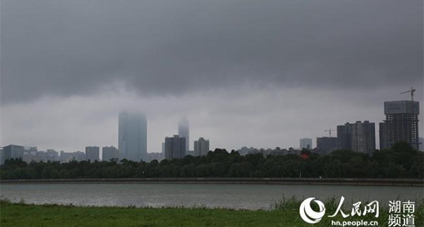 湖南迎来今年最强降雨 暂无重大工程险情