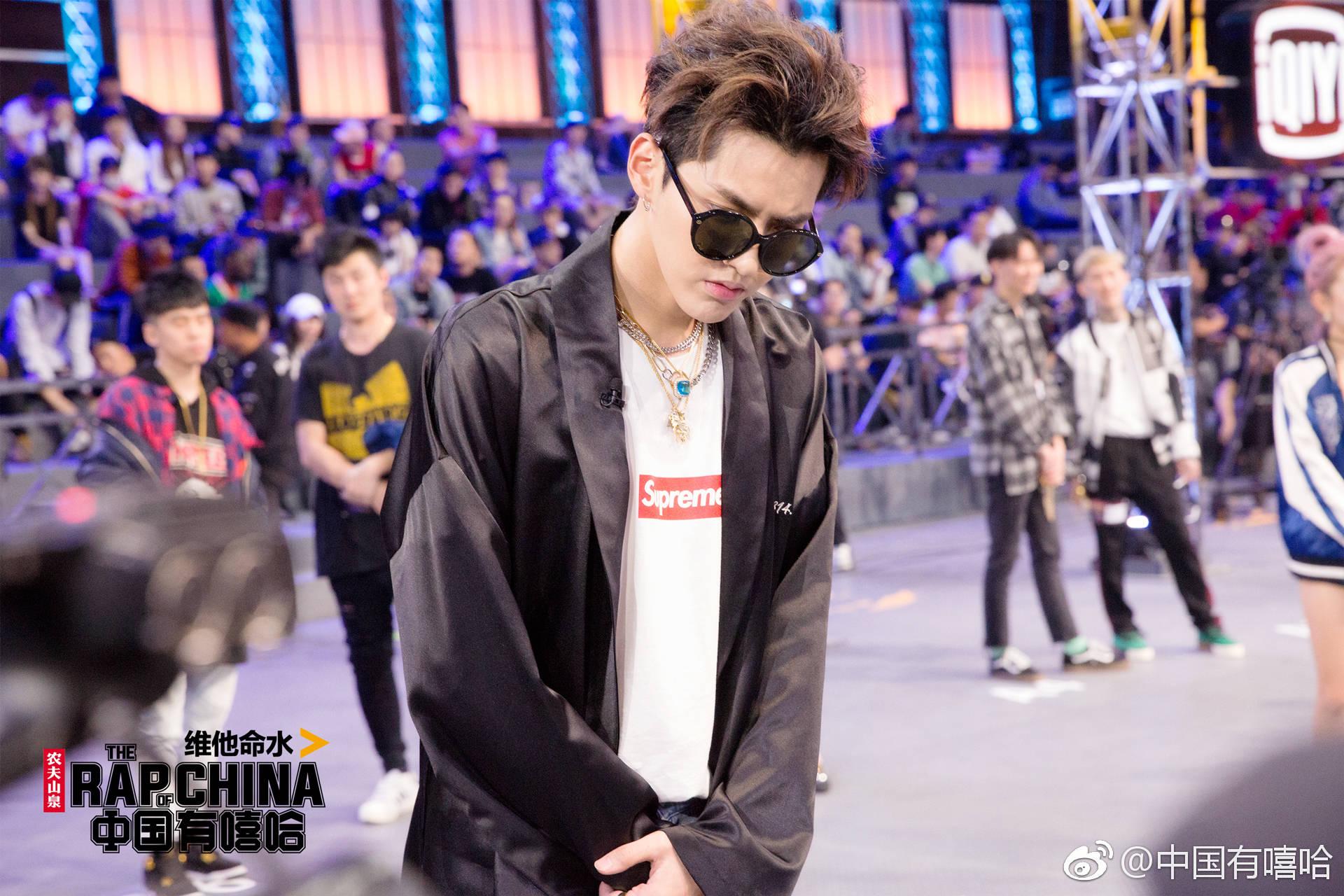 《中国有嘻哈》开放明星制作人公演门票 遭千万网友疯抢