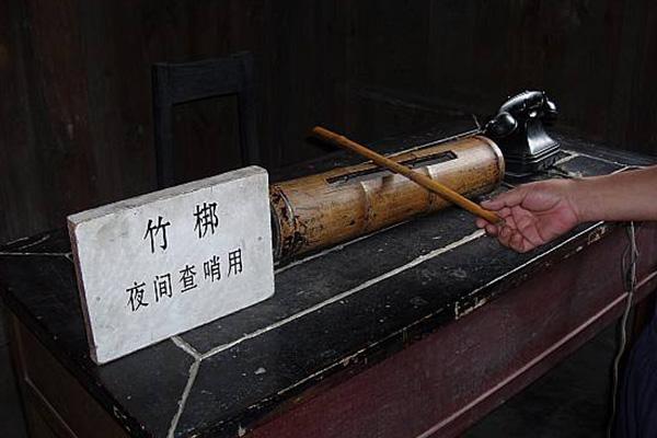 竹梆是什么?老益阳人是怎么报时的