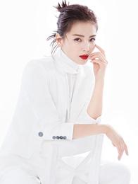 刘涛登封面飒爽红唇 演绎都市摩登新女性
