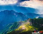 神奇山水 光影三峡