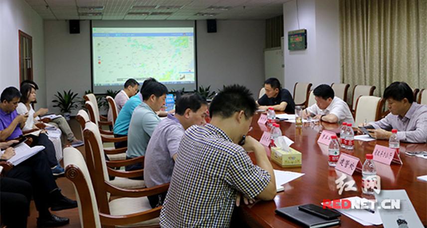 湘南将迎强降雨 省防指要求做好山洪地质灾害防范