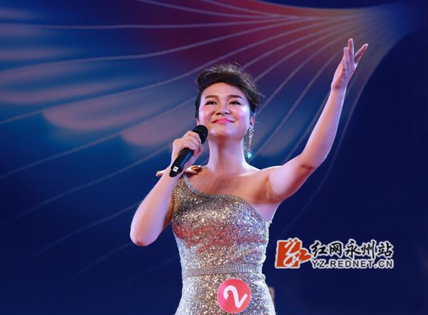 湖南省新人新歌大赛永州选拔赛举行