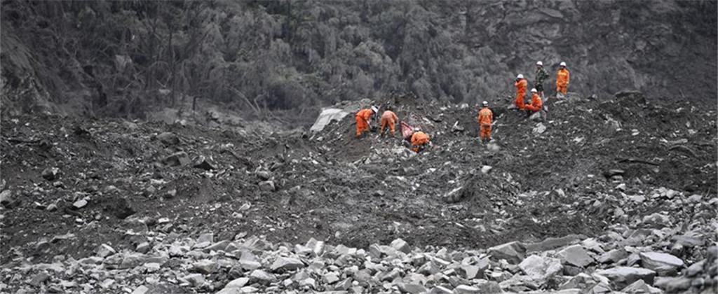 救援力量正全力有序开展救援工作