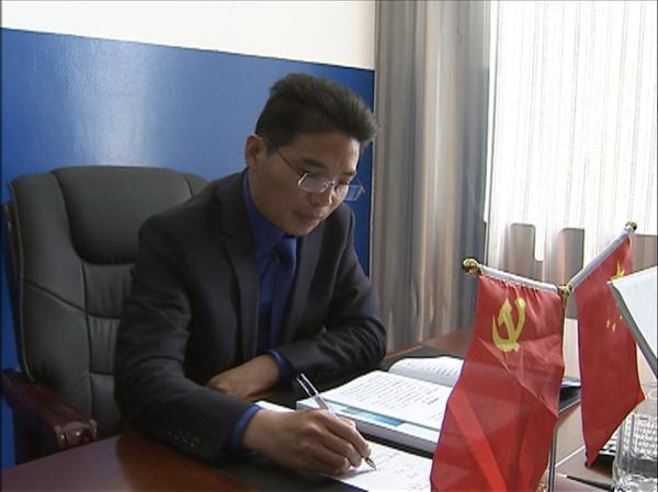 湖南援藏教师、山南三高校长邹四雄:勇当组团式教育援藏的排头兵