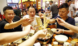 Beef rice noodles of Jinshi create annual GDP of 200 mln RMB