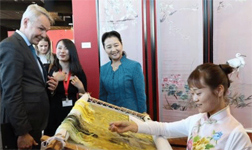 Hunan Promotes Its Culture in Finland